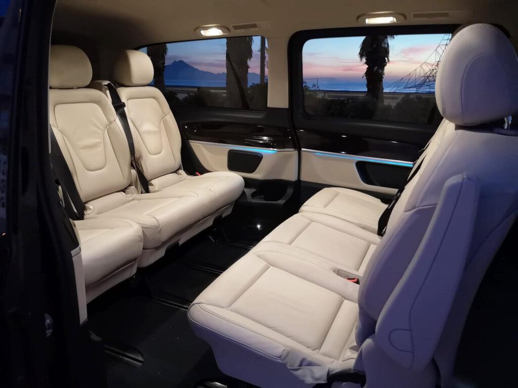 Mercedes V Class Airport Transfer