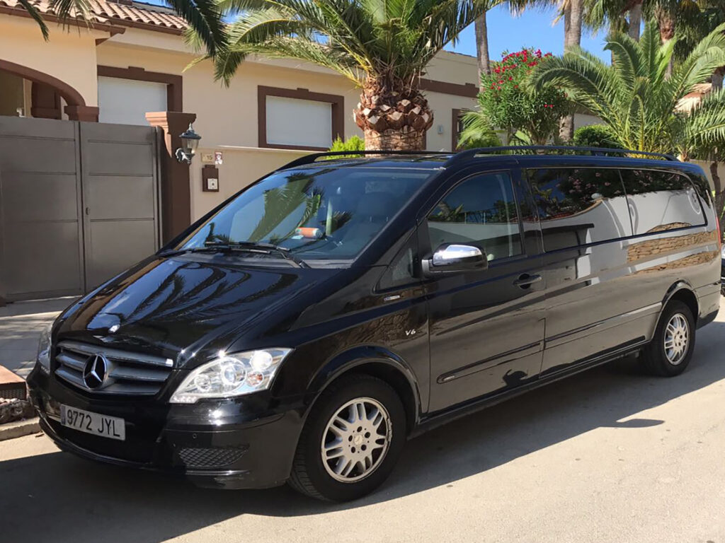 group transfer mercedes viano